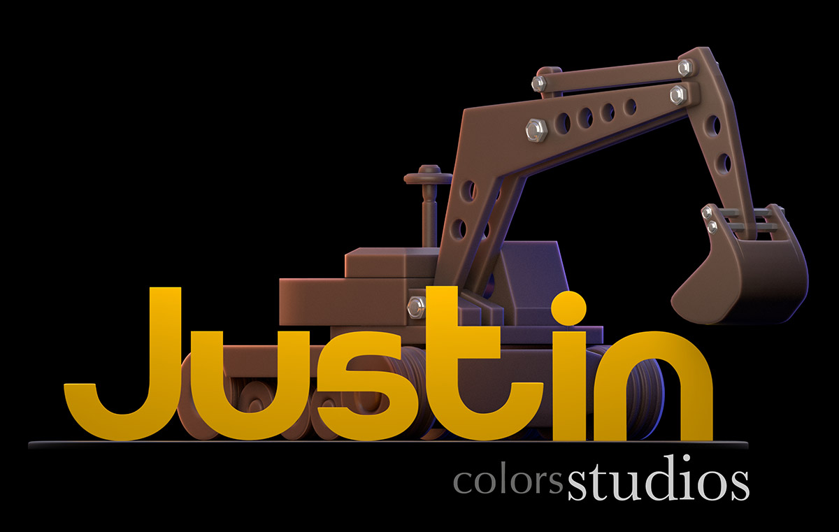 Justin. The New Animated Film Adventure from Colors Studios
